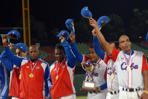 El equipo cubano se proclamó Campeón  de la XVII Copa Intercontinental de Béisbol 2010