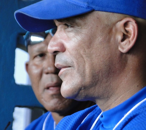 Vargas fue la excepción, solo quiso lanzadores
