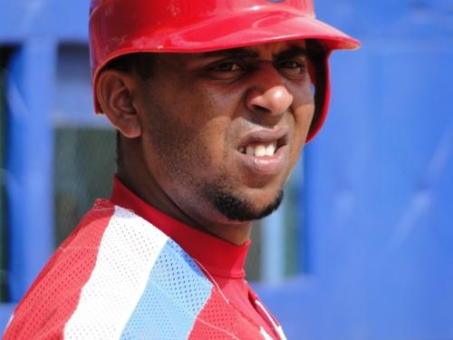 El Yogui Guerra –cuarto bate de Los Alazanes- es el líder de los bateadores en la Ronda de Consuelo, con 636 (11-7)