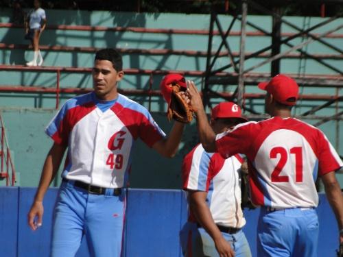 Equipo de béisbol de Granma (1)