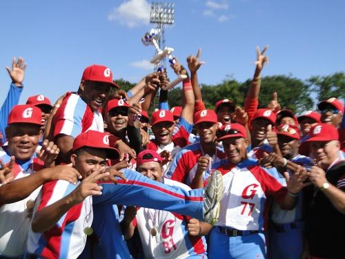 Equipo Granma de Béisbol (2), temporada 2013