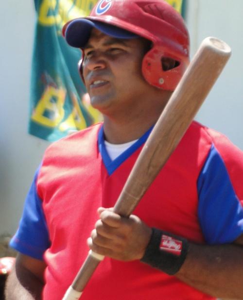 Marcos Naranjo Aleaga, equipo de béisbol de Buey Arriba