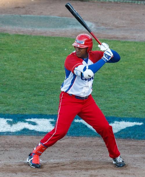 Alexánder Malleta, designado equipo de béisbol de Cuba