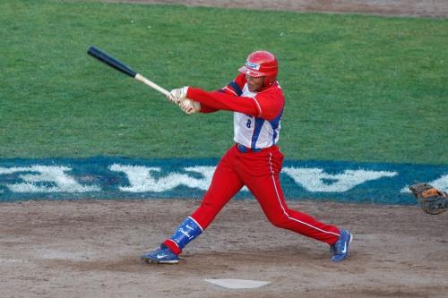 José Miguel Fernández, equipo Cuba de béisbol