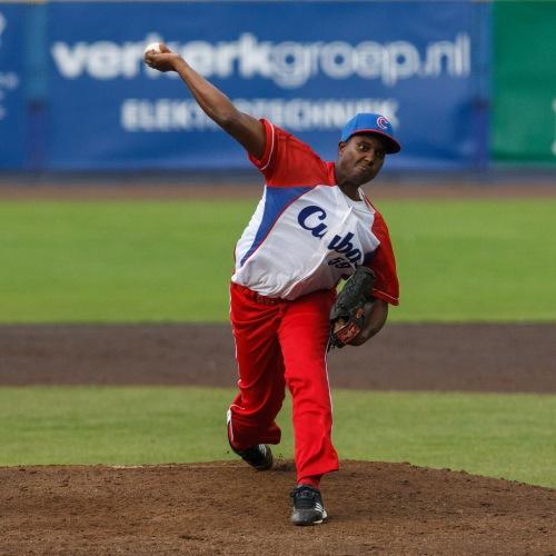 Vladimir Baños Chacón, equipo Cuba de béisbol