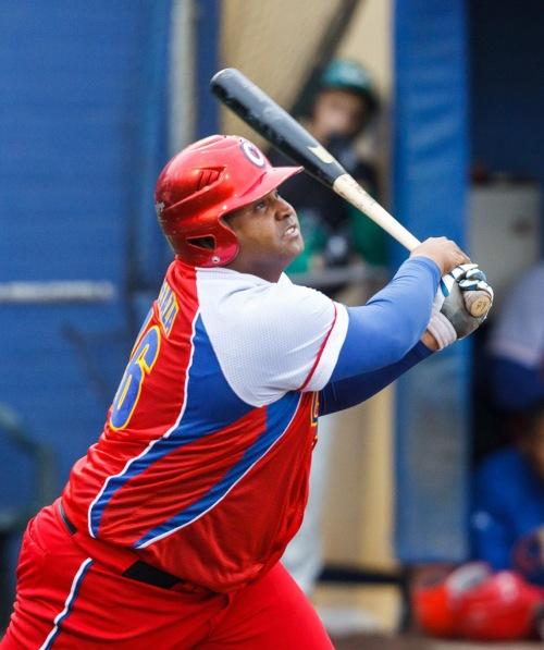 Yosvani Peraza Marín, equipo Cuba de béisbol