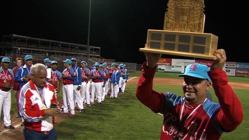 Ciego de Ávila, Campeón del World Baseball Challenge
