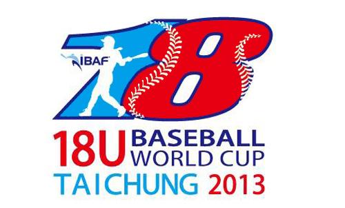 Logo Copa Mundial de béisbol Sub 18