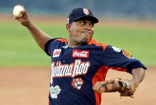 El cubano permitió 122 hits, concedió 32 bases por bolas y fue tercero del circuito con 103 ponches recetados