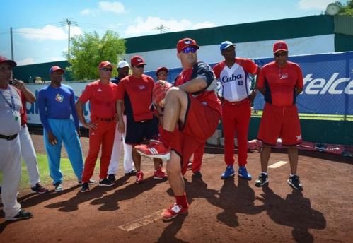 Interambio Cuba y Piratas de Campeche 4