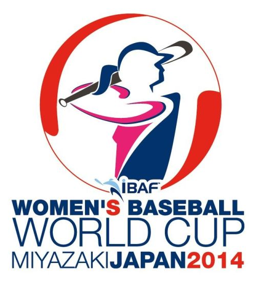 Logo Women's Baseball World Cup