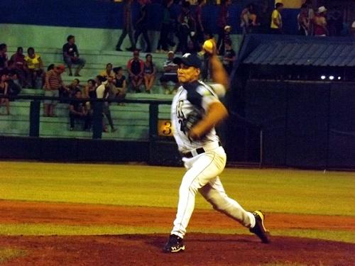 Norge Luis / FOTO Universo Béisbol