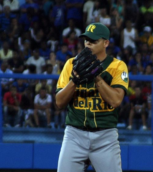 Julio Alfredo Martínez estuvo inmenso en el box / FOTO Yamil Lage