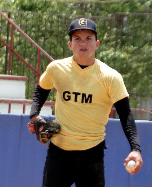 Abdiel Cobas Rivas, lanzador Guantánamo