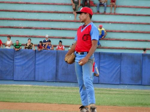 José Regalón Puig, lanzador Granma