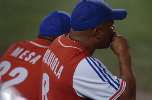 El binomio Urquiola-Mesa estará en el puesto de mando de Cuba  / FOTO Ricardo López Hevia