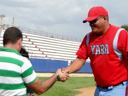 Leonardo Rojas, manager Yara