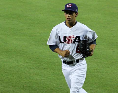 Justin Garza / FOTO tomada de USABaseball