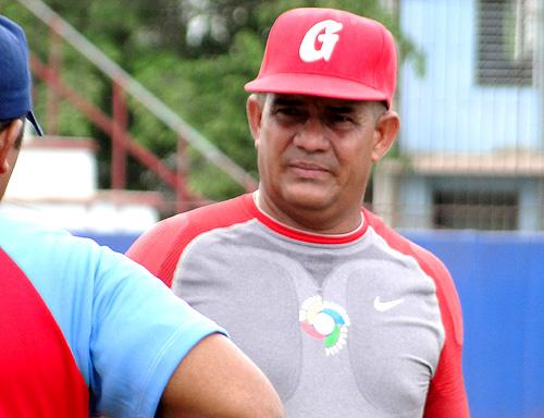El manager Ramón Rodríguez Rondón llevarña las riendas del equipo / FOTO ZdS