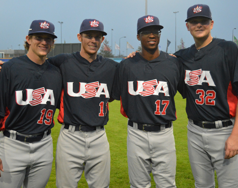 USA Collegiate National Team