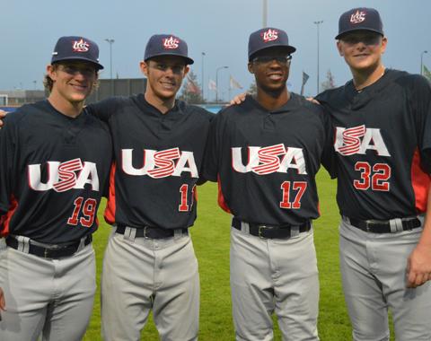 USA Collegiate National Team