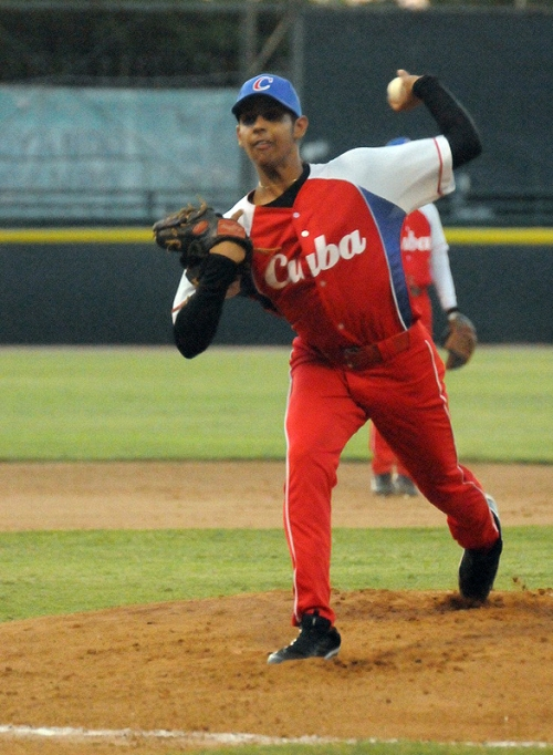 Adrián Morejón, Cuba Sub15