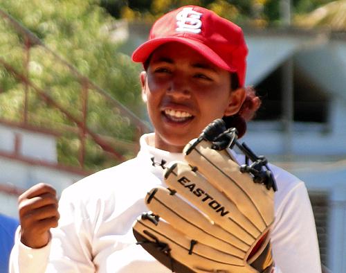 Dayana Batista, béisbol femenino