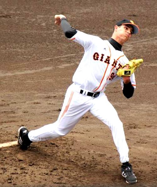 Héctor Mendoza, Gigantes Yomiuri