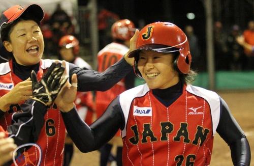 Japón, Softbol Femenino