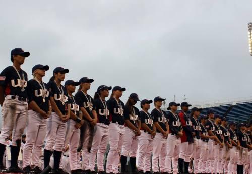 Estados Unidos, Plata en el VI Campeonato Mundial de Béisbol Femenino
