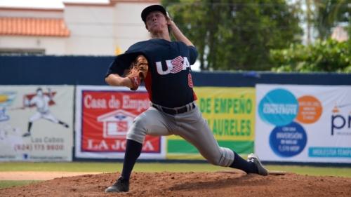 Allard había ponchado a siete en 3,0 INN / FOTO USA  Baseball