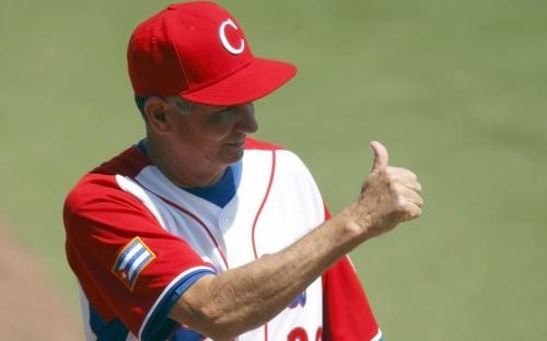 Como manager Higinio llevó a Cuba al oro Olímpico en Atenas 2004 y al segundo lugar en el I Clásico Mundial 2006