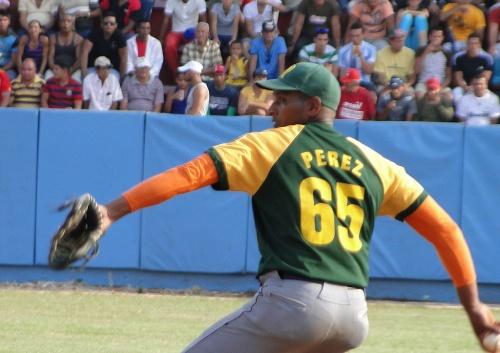 Yosvany Pérez Torres