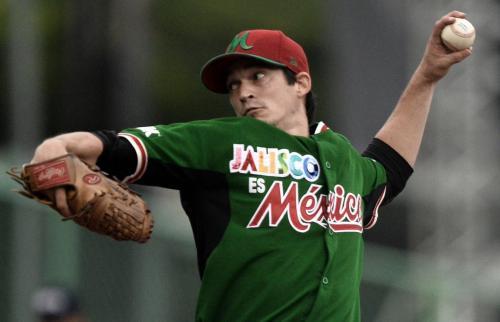 Anthony Vazquez, abridor por México