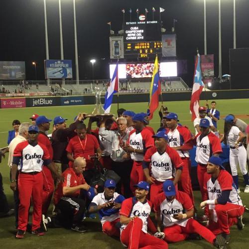 Cuba Serie del Caribe 2015