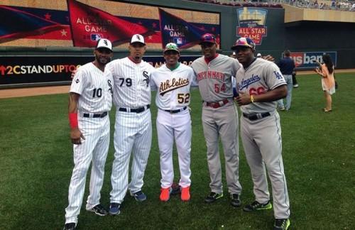 Cubanos en la MLB