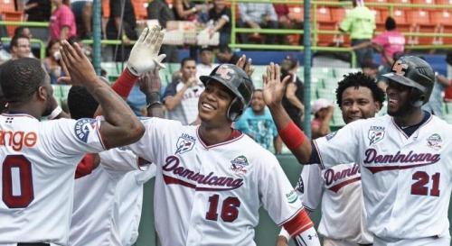 Gigantes del Cibao debutó con triunfo en la Serie del Caribe