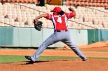 Ana Betha Castellanos, Cuba béisbol
