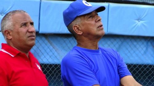 Carlos Martí Santos y Enrique Orozco Amaya