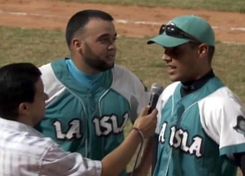 Danny Aguilera y Héctor Mendoza
