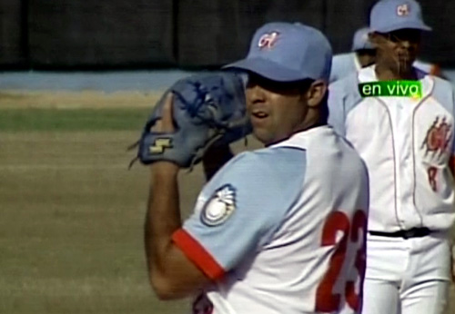 Ismel Jiménez Santiago