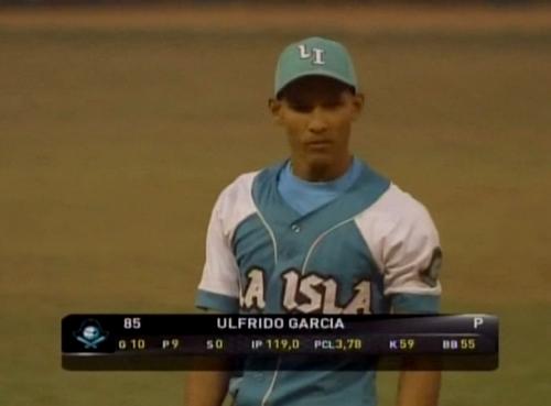 Ulfrido García