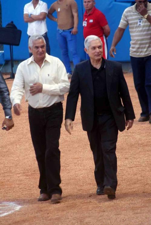 Higinio Vélez y Juan Francisco Puello Herrera