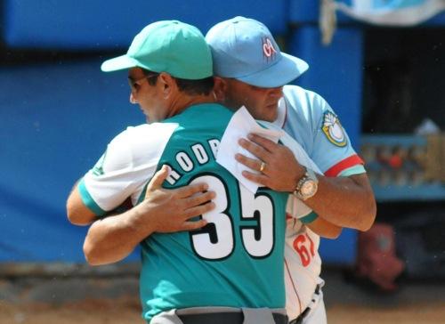 Roger Machado y José Luis Rodríguez