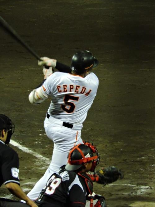 Cepeda tiene cuatro jonrones en 21 partidos de Ligas Menores