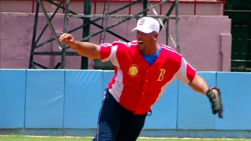 Yanier González