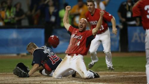 Canadá Baseball