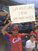 Cesarín, fanático cubano y fans de ZdS