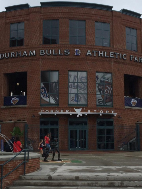 Durham Bulls Athletic Park 1