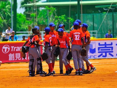 Equipo Cuba, Copa del Mundo Taipei de China 2015